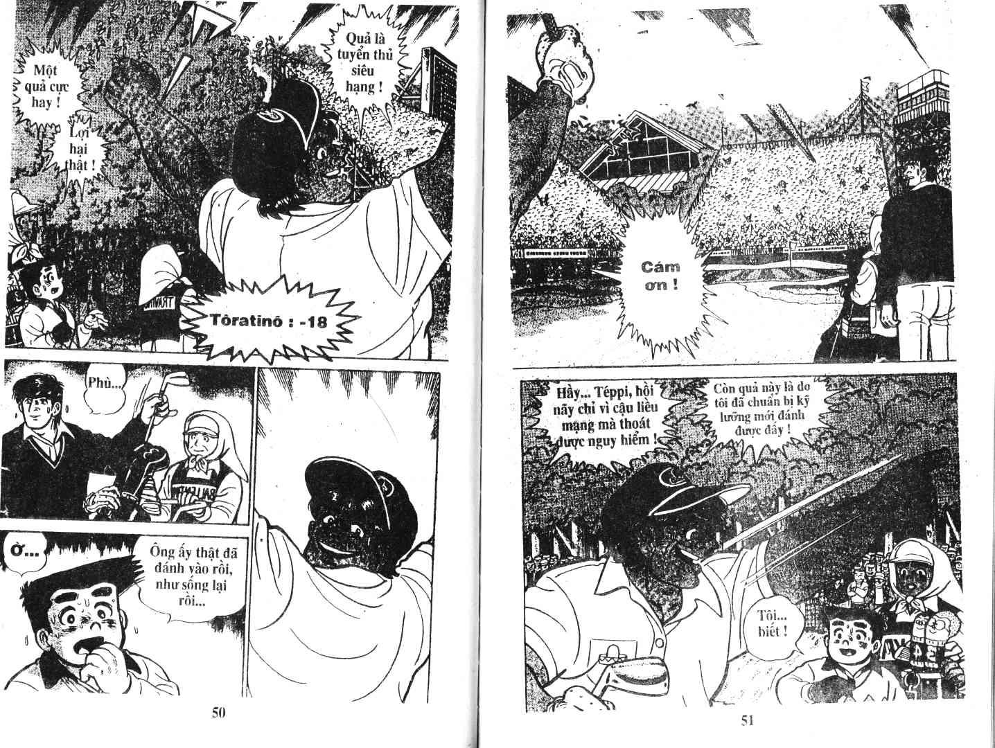 Ashita Tenki ni Naare chapter 48 trang 24