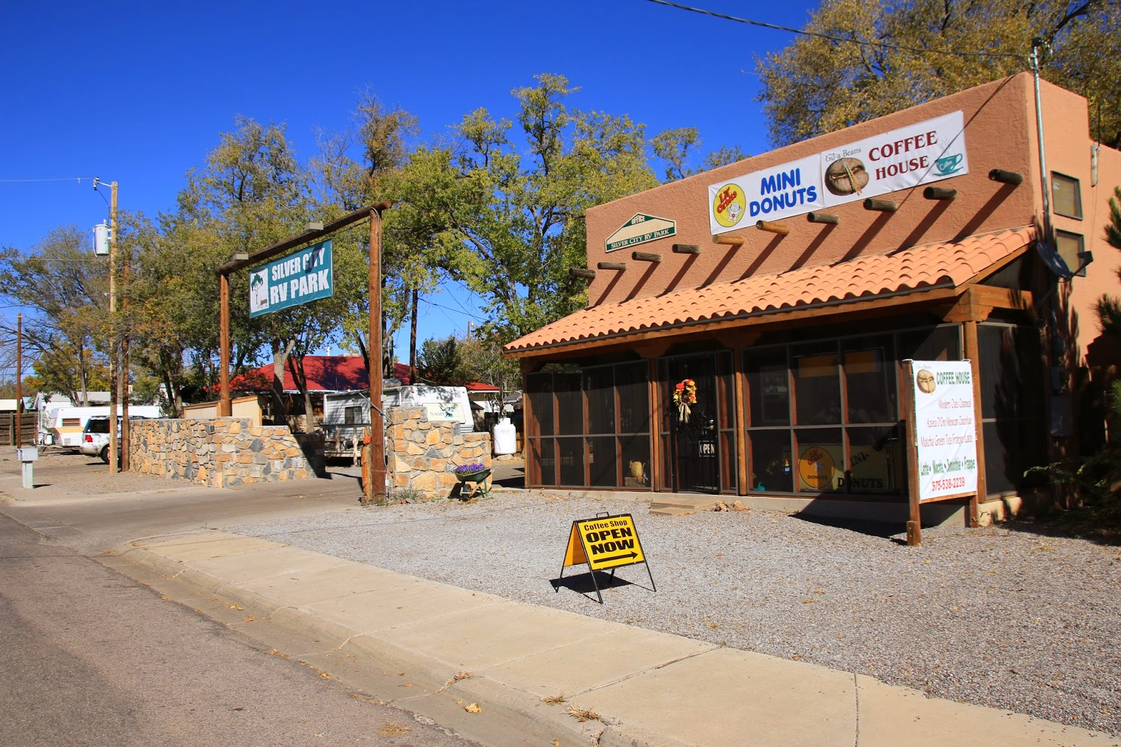 Travels With Twinkles Silver City New Mexico
