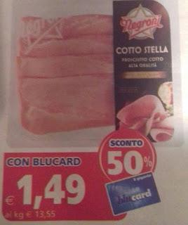 Supermercado Compras Produtos na Itália