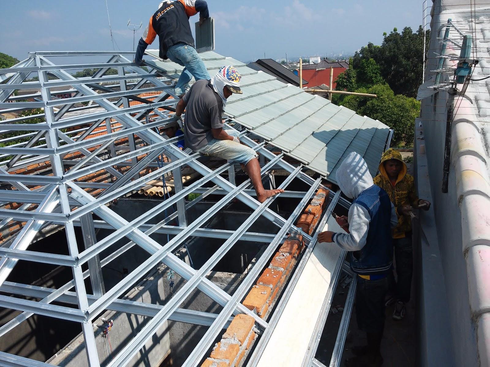 Menghitung Kebutuhan Baja Ringan Untuk Atap Pt Cahaya Perkasa Sediakan Ramah Lingkungan