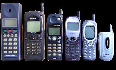 Perkembangan Teknologi Internet Dalam Telepon Genggam
