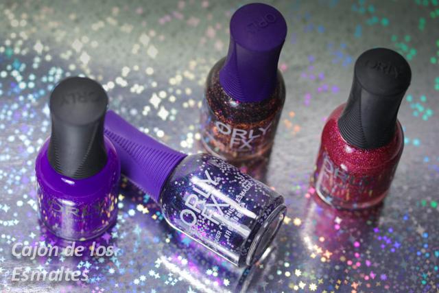Esmaltes de uñas Orly