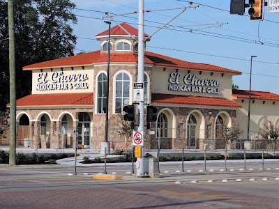El Charrow Mexican Bar & Grill prior to opening (June 2017 photo)