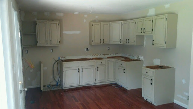 Kitchen Cabinet Refinishing17