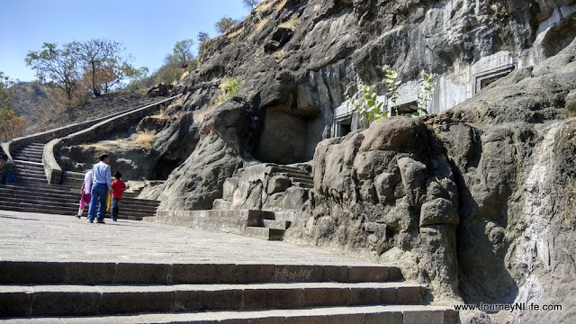 Exploring Aurangabad and Buddha caves