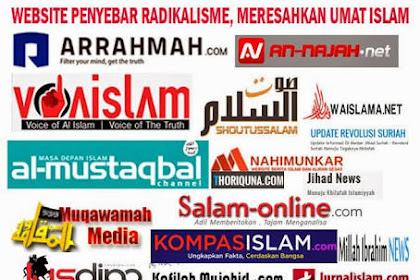 Situs NU Dan Muhammadiyah Kurang Diminati Anak Muda 'Milenial', Ini Penyebabnya
