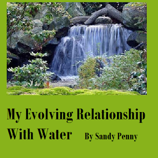 My evolving relationship with water by Sandy Penny