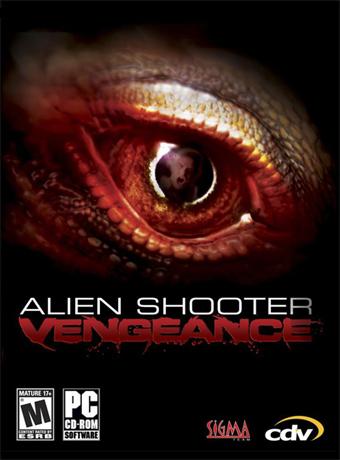 Alien Shooter 2 Vengeance