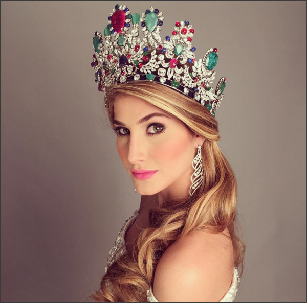 Image result for Miss Venezuela - Mariam Habach