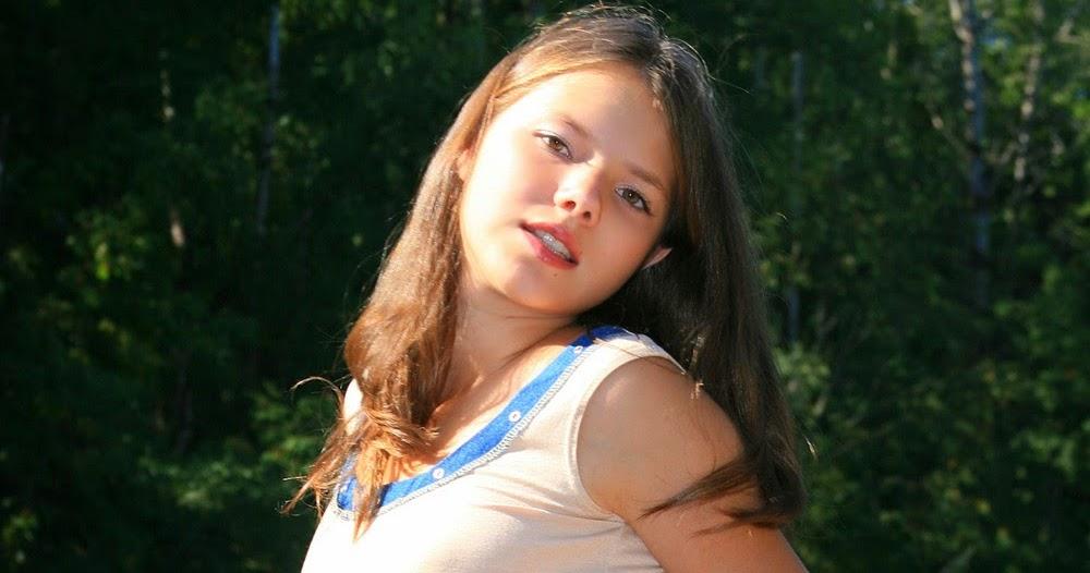 19 Yrs Old Sandra Orlow