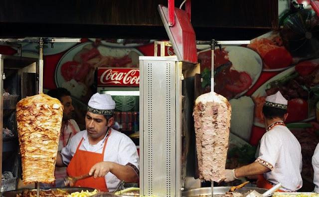 Sejarah Kebab Jenis Döner Makanan Khas Turki