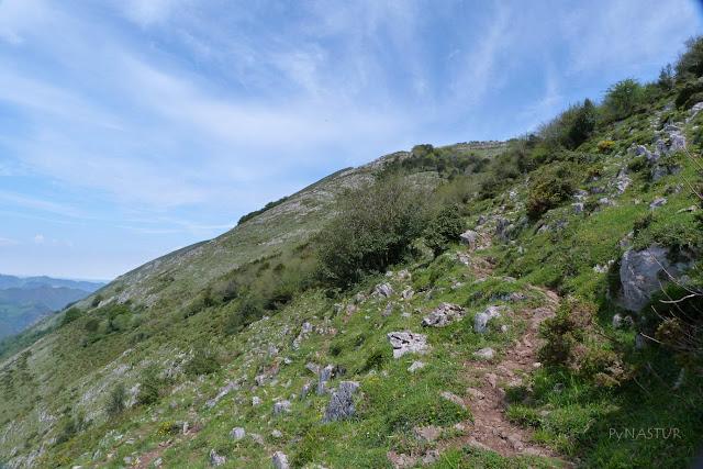 Sierra de Las Aves - Asturias