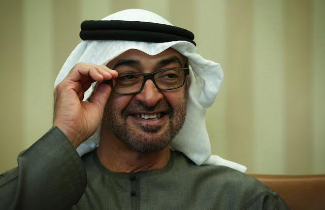 محمد بن زايد في وثيقة مسرّبة: لو عرف الإماراتيون ما أفعله لرجموني بالحجارة