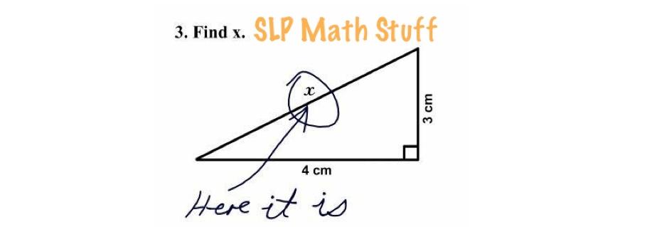 slp math stuff