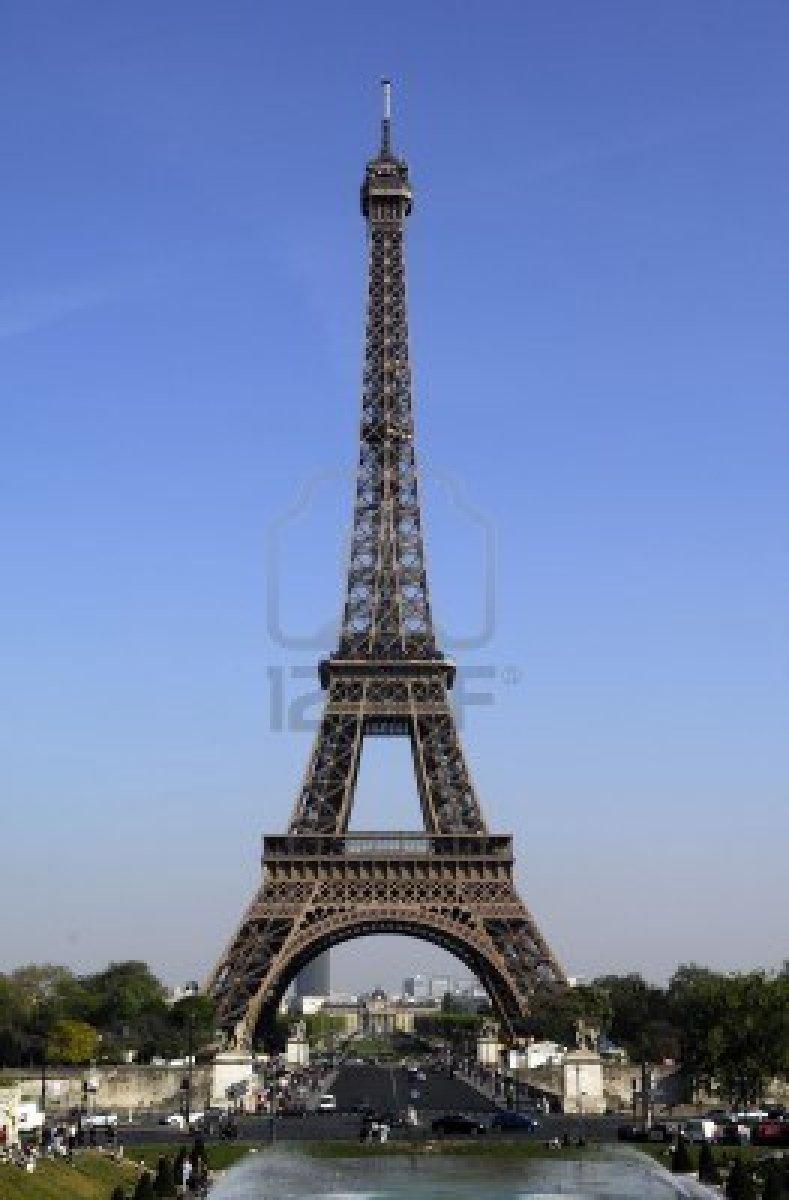 Paris: Paris France Eiffel Tower