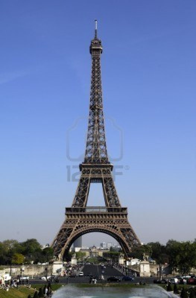 Real Manga Girls Cartoon Wallpaper Paris France Eiffel Tower Free Download Wallpaper