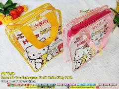 Souvenir Tas Serbaguna Motif Hello Kitty Unik