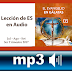 Lección de Escuela Sabática en Audio | 3er Trimestre 2017 | El Evangelio en Gálatas | MP3