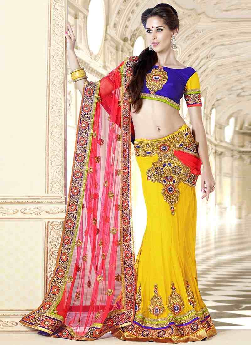 latest simple sarees designs with many colours   sari info