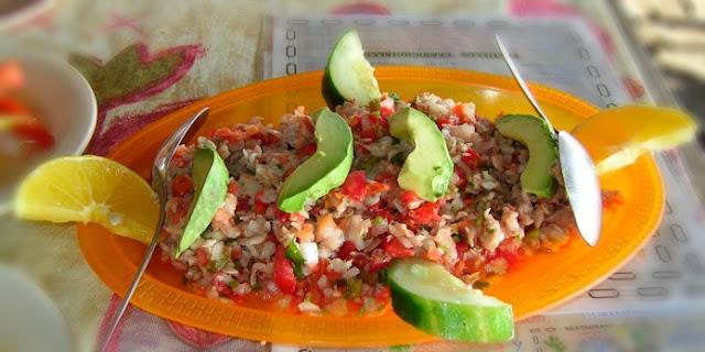 Gastronomía de Colima, México