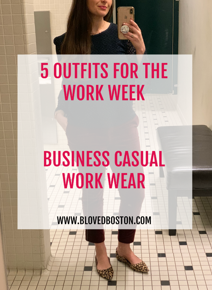 What to wear to work, what to wear for an interview, business casual work wear