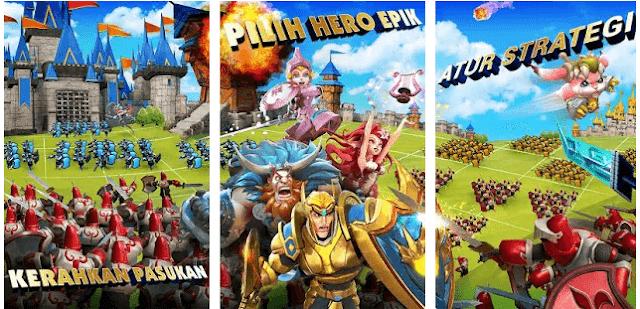 Download Game Lords Mobile Mod Full Apk Data Terbaru di Android