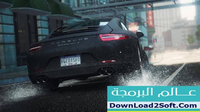 الحلقة 3 تحميل أقوى لعبة السباقات للكمبيوتر Need For Speed Most Wanted 2012 تحميل مباشر
