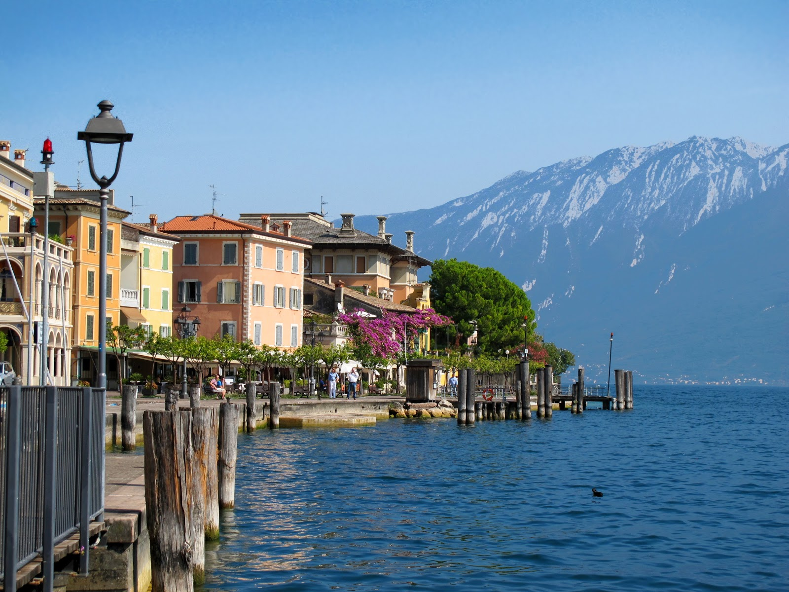 viajar lago di garda italia
