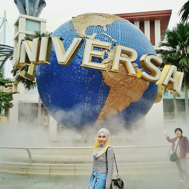 foto di universal studio singapore