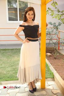 Telugu Actress Tanya Hope Stills at Appatlo Okadundevadu Audio Launch  0312.JPG