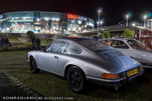 Fotografia motoryzacyjna - Trójmiasto Klasycznie Porsche 911