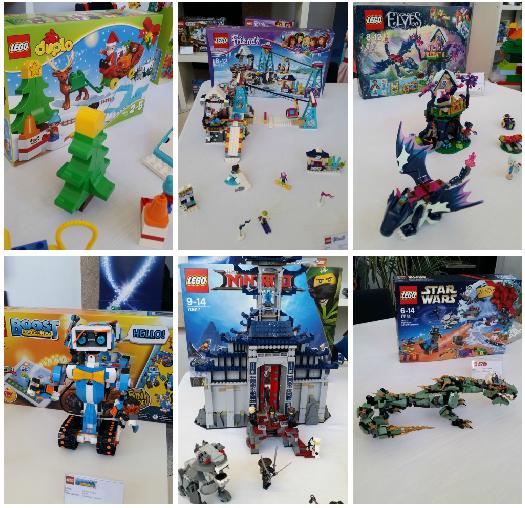 Novità giochi 2017: LEGO