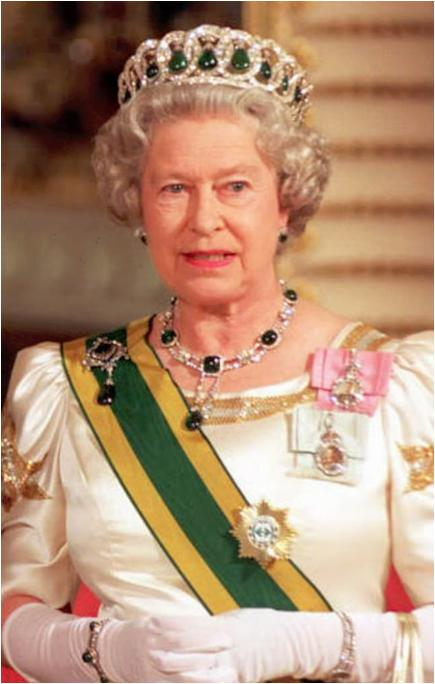 From Her Majesty S Jewel Vault The Cambridge Emeralds And