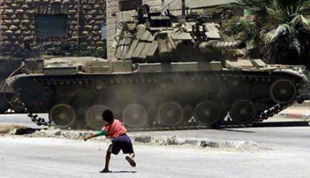 Beda Mujahidin Palestina dan Pasukan Israel