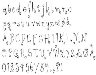 Free single line fonts download