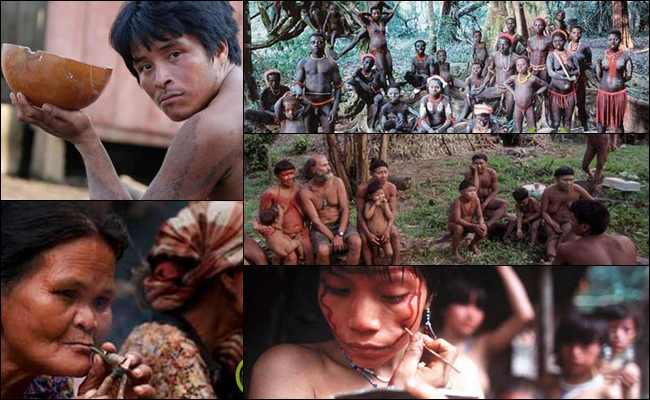 10 Suku Pribumi yang Menolak Bersentuhan dengan Dunia Luar