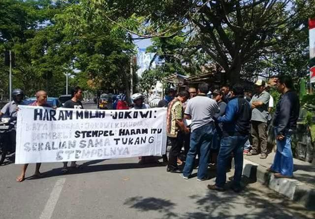 Heboh Gerakan Haram Pilih Jokowi di Madura