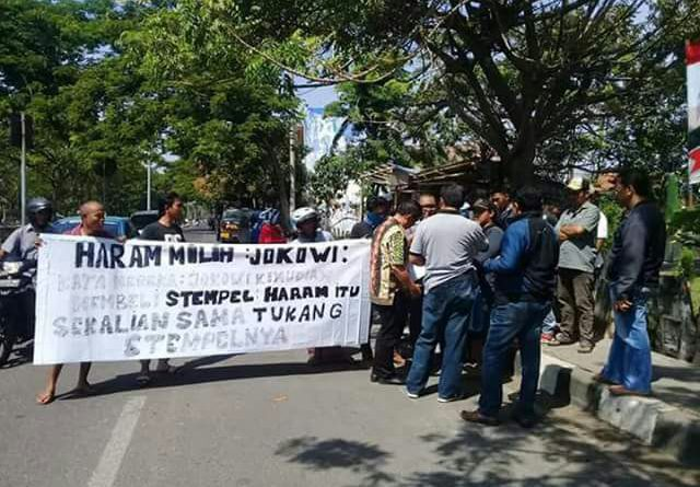 Loyalis Mahfud MD Diklaim Ogah Dukung Jokowi