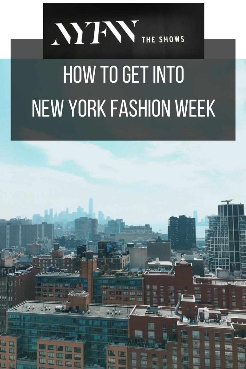 new york skyline, new york fashion week, nyfw