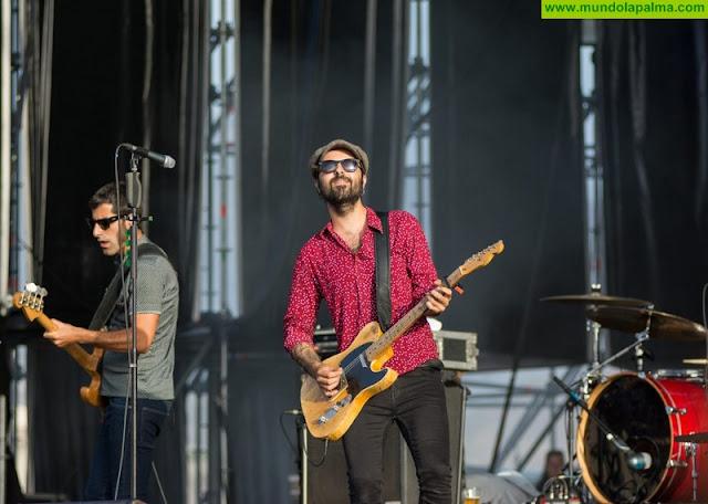 Sidecars puso el mejor rock español del momento en el Love Festival