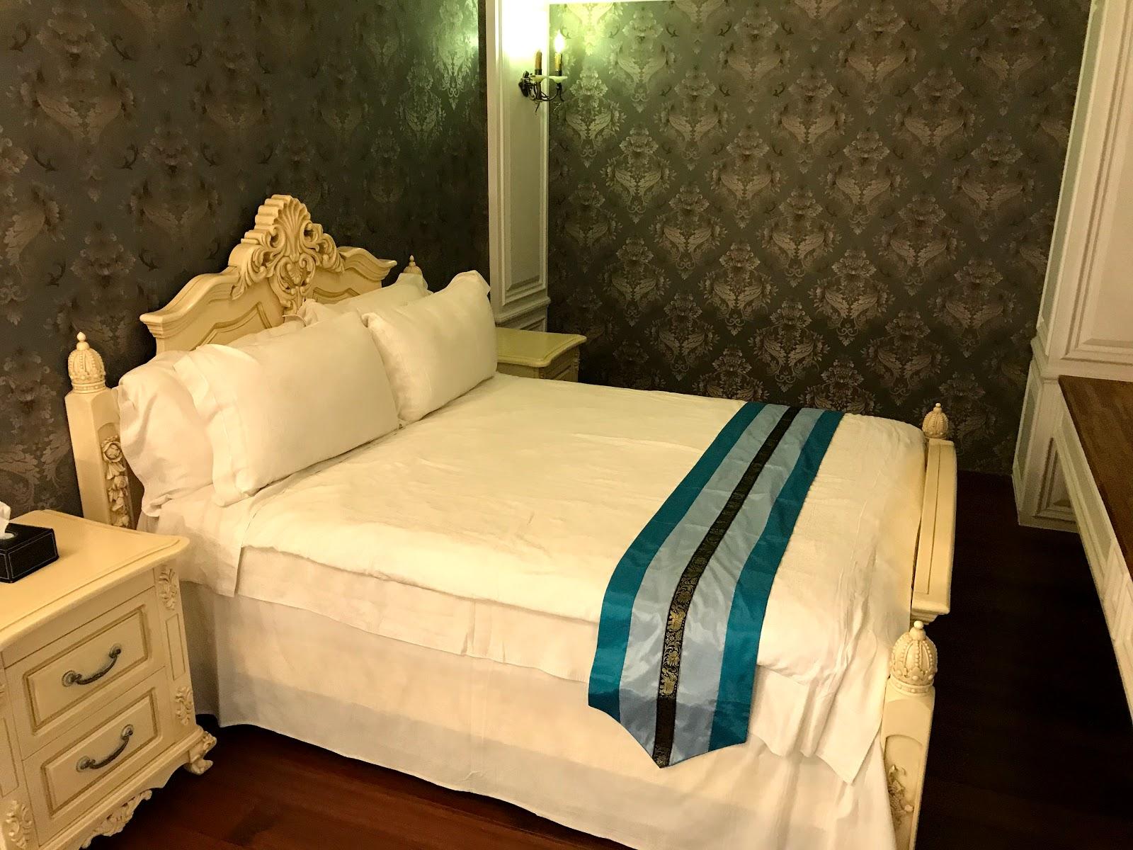 【宜蘭|冬山】芯園 - 我的夢中城堡|宜蘭民宿推薦|歐式城堡|宮廷式金箔蛋型床|寵物友善|親子友善|泡茶燒烤樣樣行