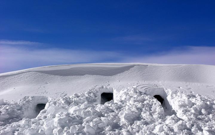 kar manzaralı kış resimleri