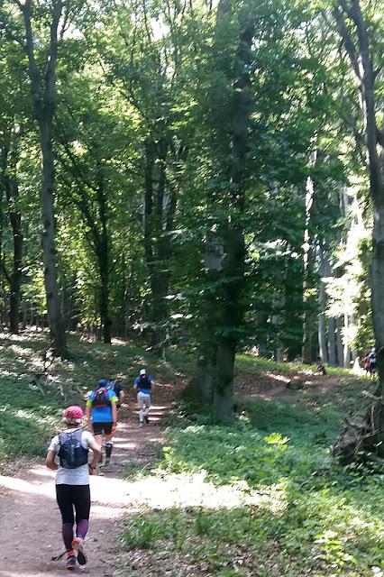 Węgry cz. 3 Salomon Visegrad Trail
