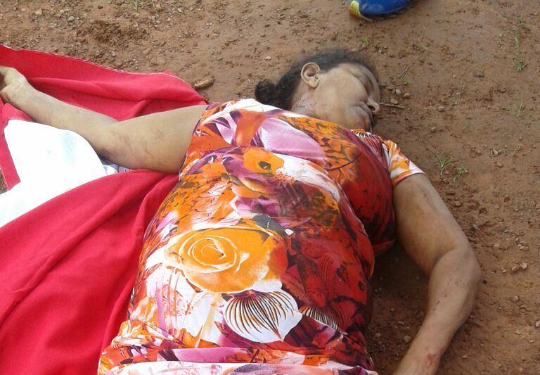 Polícia procura por assassino que matou mulher e baleou o marido ... fec5e13d183