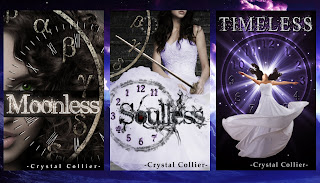 Crystal Collier  books