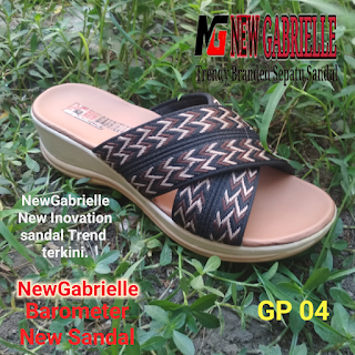Sandal cantik NewGabrielle
