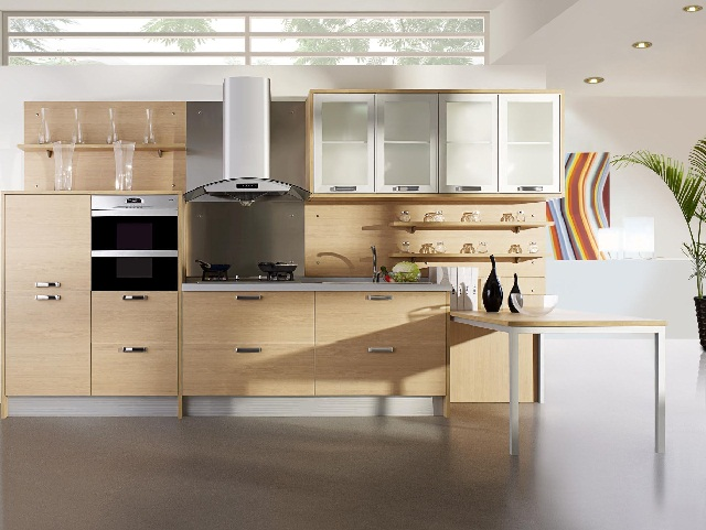 Modern Kitchen Cabinet Ideas from Wood