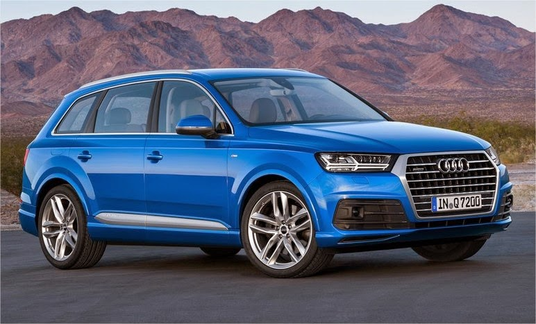 Next-gen 2016 Audi Q7 Redesign, Specs and Press Release - 2017 Top Car Zone