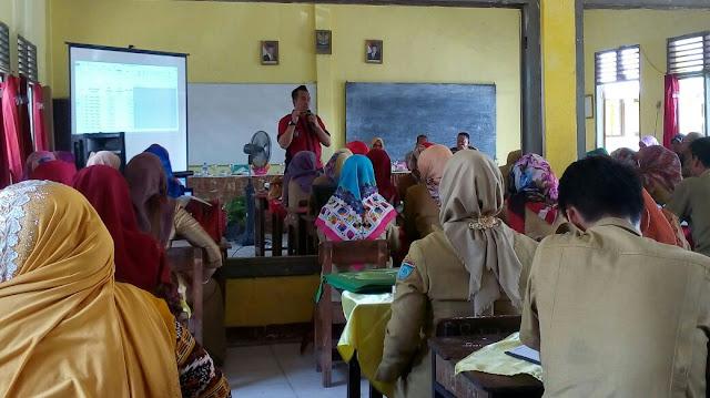 Dinas Pendidikan OI Gelar Sosialisasi BOS 2017
