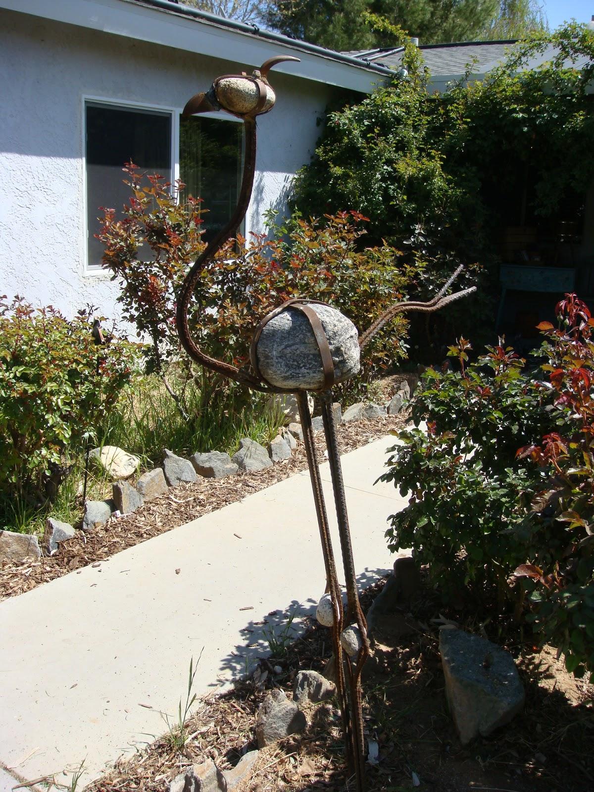 MarzyByDesign: Metal Garden Art on Backyard Metal Art id=79108